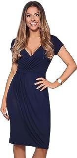 0912c683c6f Amazon.fr   Cache Coeur - 46   Robes   Femme   Vêtements
