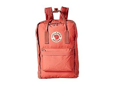 Fjallraven Kanken 15 (Dahlia) Backpack Bags