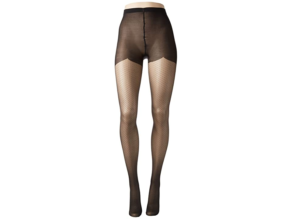 Wolford Helena Tights (Black) Hose