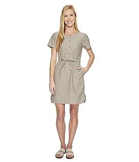 Short Sleeve Twisted Dress