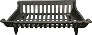 Panacea Products Corp 18' Blk Cast Iron Grate 15418 Fireplace Grates & Andirons