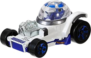 Hot Wheels Star Wars Character Car, R2-D2
