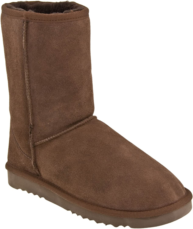 Lamo Sheepskin 9 inch Classic Boot