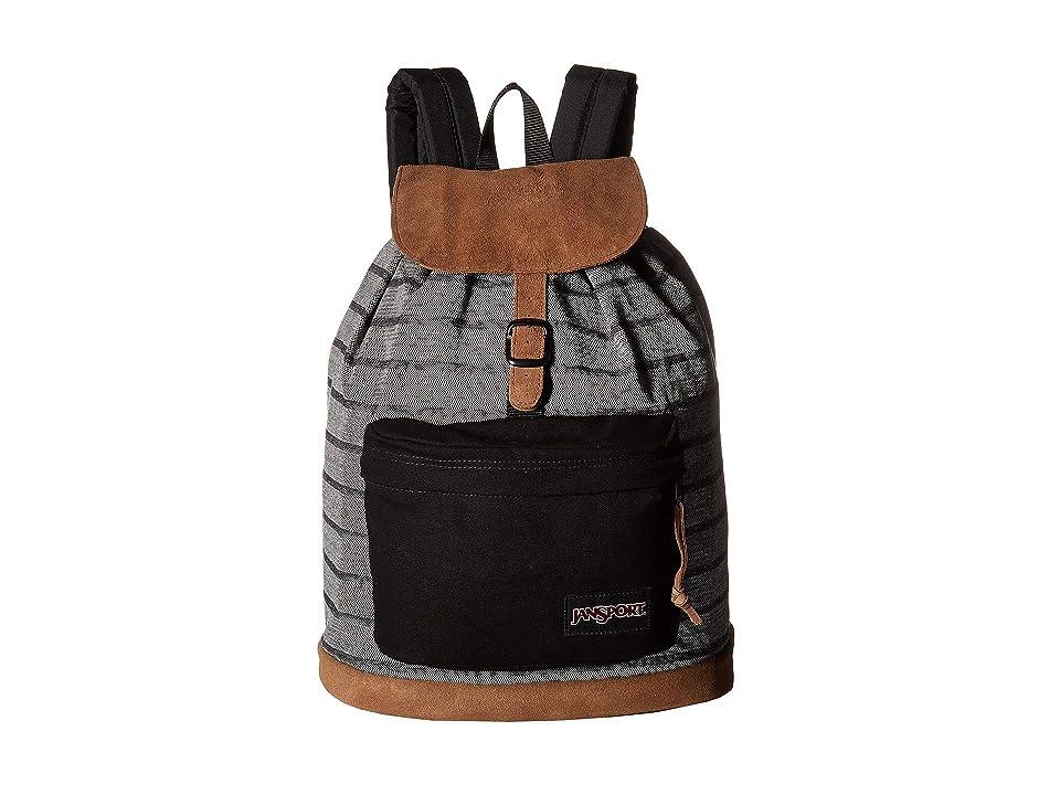 JanSport Haiden (Denim Weave) Backpack Bags