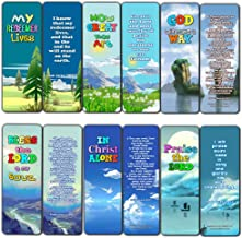in Christ Alone Bible Bookmarks for Kids (60 Pack) - Perfect Gift Away for Sunday School and Ministries