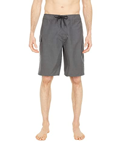 Rip Curl Dawn Patrol 21 Boardshorts (Black Heather) Men
