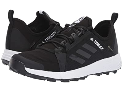 adidas Outdoor Terrex Speed GTX(r) (Black/Black/White) Women