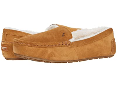 Koolaburra by UGG Kids Riley (Little Kid/Big Kid) (Chestnut) Girl