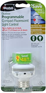 Westek SLC6CBC-4 FBA_SLC6CBC-4 Screw-In Light Control