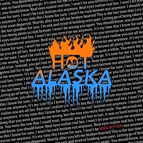 Hot As Alaska