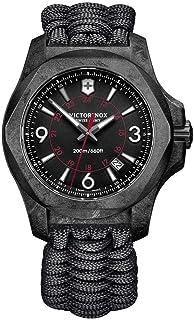 Victorinox - Reloj Digital para Hombre de Cuarzo con Correa en Tela 241776