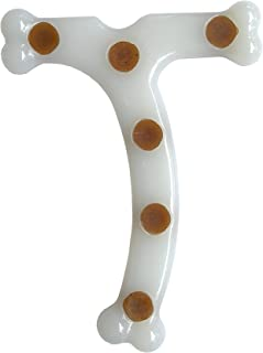 SPORN Dog Dental Toy, Marrow Chew, T-Bone