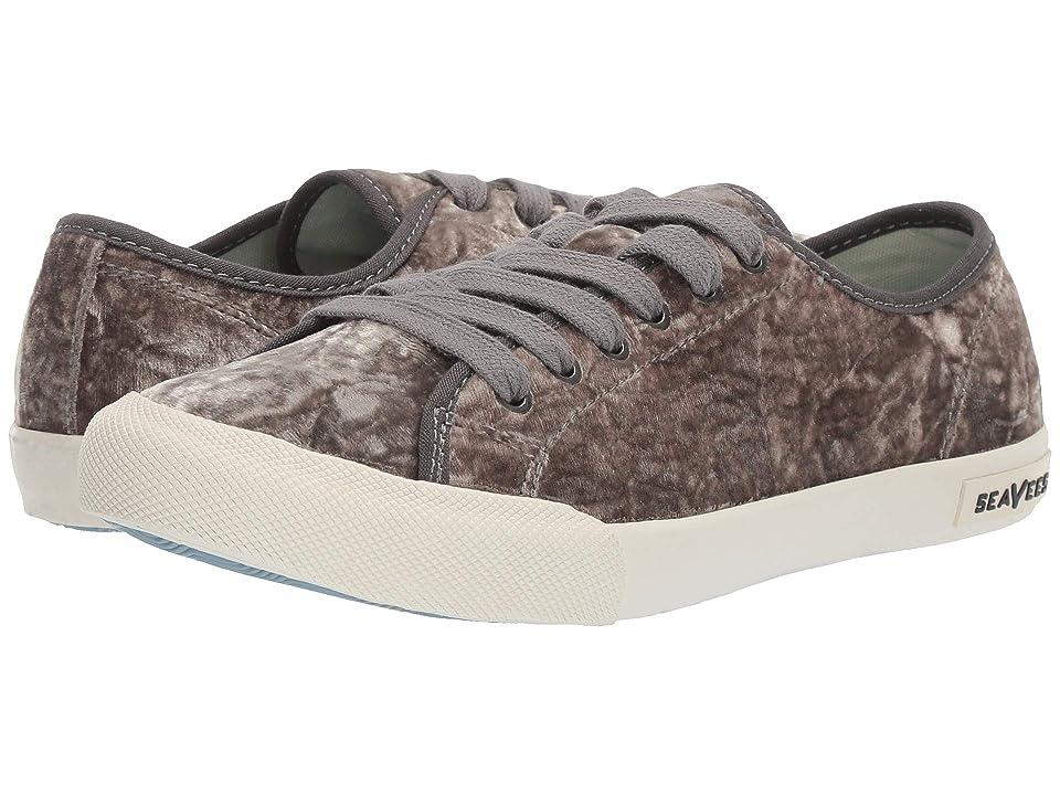 SeaVees Monterey Sneaker Crush (Silver) Women