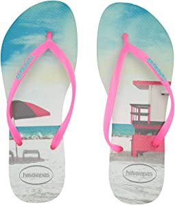 fbf32a1d2a36 Havaianas. Slim Paisage Flip Flops.  34.00. 5Rated 5 stars. Apple Green