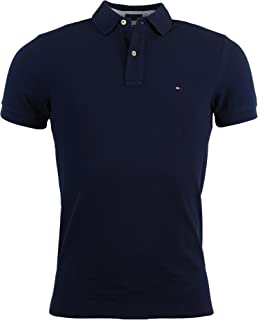 Mens Custom Fit Solid Color Polo Shirt