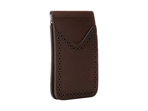 Ariat Dark Copper Perforado Money Shield Ariat Clip Edge fFwa1fq