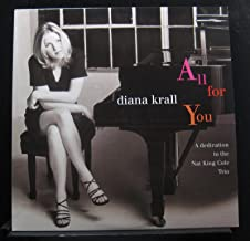 Diana Krall - All For You - Lp Vinyl Record