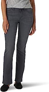 Women's Regular Fit Straight Leg Jean