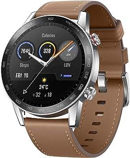 HONOR MagicWatch 2 Smartwatch, 1,39 inch Amoled-display, bluetooth oproep, activity tracker, 15 fitnessmodi, 5 ATM waterdi...