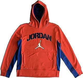 Jordan Boys Youth Jumpan Therma-Fit Hooded Pullover