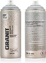 Montana Cans MXE-G7000 Montana Granit 400 ml Color, Light Grey Spray Paint,