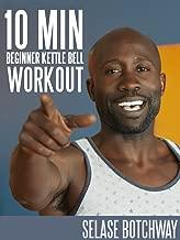 10 Minute Beginners Kettlebell Workout