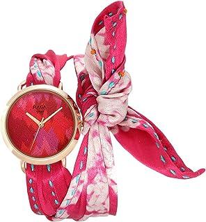 Titan Raga Twirl Analog Pink Dial Women's Watch-95080WF01