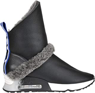 ASH Luxury Fashion Womens MCGLCAS000006197I Black Ankle Boots | Season Outlet