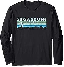 Sugarbush Snowboard T Shirt / Retro Vintage VT Shirt