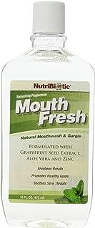 Nutribiotic Mouthfresh, 16 Fluid Ounce