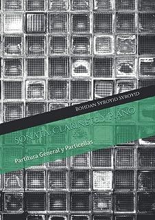 Sonata para clarinete y piano: Partitura General y Particellas (Autograph Edition of Contemporary Music)