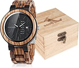 Best analog wooden watch Reviews