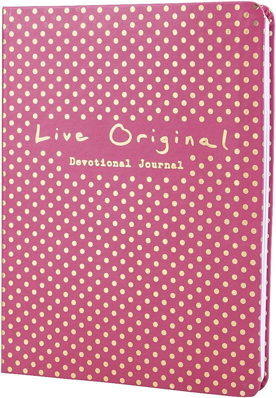 Dayspring undatiert geführte Hingabe Tagebuch – Live ORIGINAL von Sadie Robertson (79761) B00Z0UEG3M | Neuer Stil