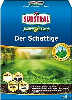 Substral Lawn Seed The Shady Shadow Lawn - Compuesto exclusivo para semillas de césped de primera calidad para lugares som...
