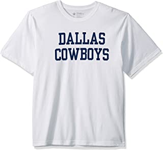 Dallas Cowboys NFL Mens Coaches Short Sleeve T-Shirt