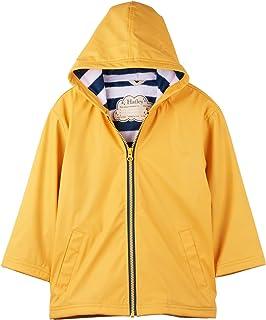 Hatley Little Boys' Zip up Splash Jacket