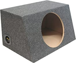 American Sound Connection H115 1 x 15-Inch Deep Angle Round Sub Box (Single)