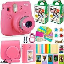 FujiFilm Instax Mini 9 Instant Camera + Fuji Instax Film...