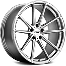 TSW BATHURST Silver Wheel with Painted Finish (21 x 9. inches /5 x 108 mm, 40 mm Offset)