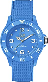 Ice-Watch - ICE sixty nine Blue - Montre bleue avec bracelet en silicone