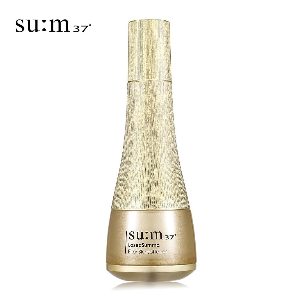 小道着る緩やかな[su:m37/スム37°] Sum 37 LOSEC SUMMA ELIXIR Skin softener 150 ml/ スム37 LOSEC SUMMA ELIXIR スキンソフトナー 150ml + [Sample Gift](海外直送品)