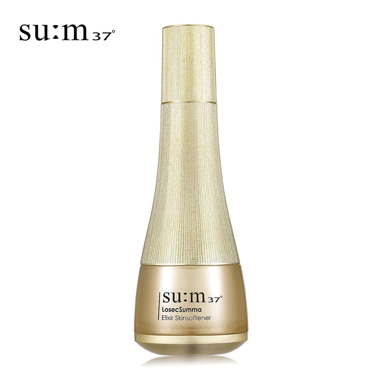 騒乱相対性理論限られた[su:m37/スム37°] Sum 37 LOSEC SUMMA ELIXIR Skin softener 150 ml/ スム37 LOSEC SUMMA ELIXIR スキンソフトナー 150ml + [Sample Gift](海外直送品)
