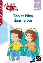 Téo et Nina GS-CP Niveau 1 - Téo et Nina dans le bus (Je lis pas à pas t. 27)