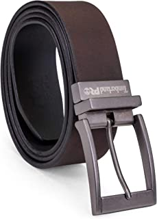 Timberland PRO Men's Leather Reversible Belt