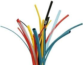 Teekit 164pcs Conjunto Polyolefin Encogimiento Surtido Calor Tubo termorretr/áctil Cable Aislado Manguito Conjunto