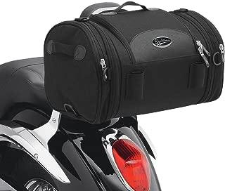 DK MOTOR FP-0051 Motorcycle Rearsets Rear Foot Pegs Foot Controls Cafe Racer CNC Aluminum Alloy Universal 1 Pair Black