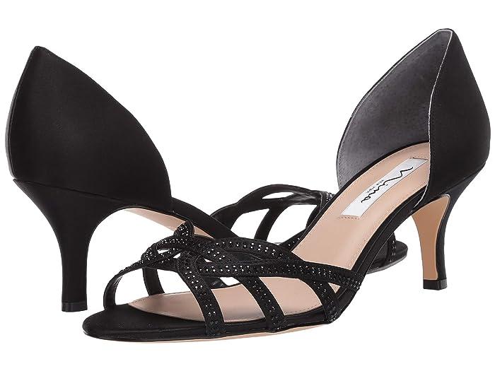 Nina  Cissy (Black) Womens Shoes