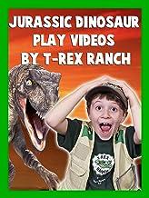 Jurassic Dinosaur Adventures by T-Rex Ranch