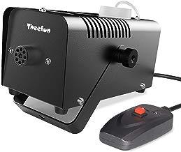 Máquina de niebla portátil Theefun. Máquina de humo de 400 vatios con control remoto ideal para fiestas