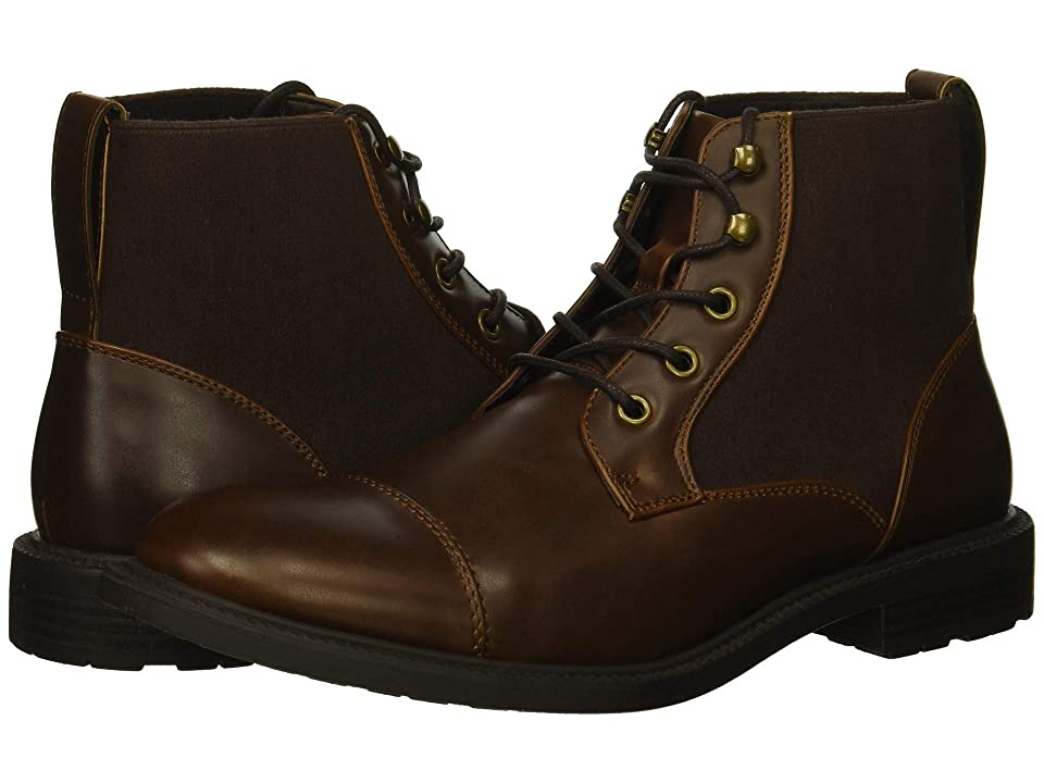 Kenneth Cole Unlisted Roll Boot B (Brown) Men